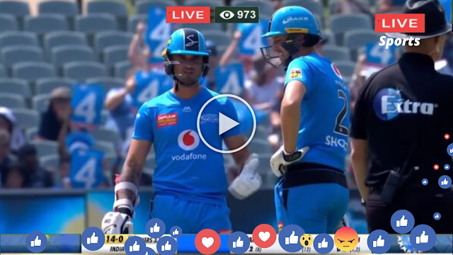 BBL 202-2021 Live Today