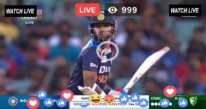 Ind vs Aus Live Streaming